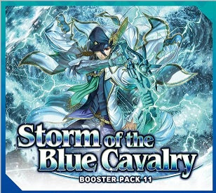 CFV - V Booster Set 11: Storm of the Blue Cavalry Booster Box