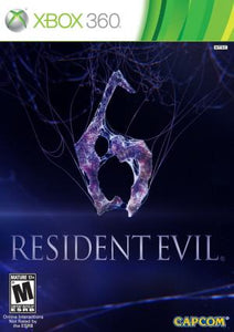 Resident Evil 6 - Xbox 360 (Pre-owned)