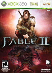 Fable II - Xbox 360 (Pre-owned)