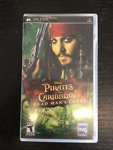 Pirates of the Caribbean Dead Mans Chest - PSP (Pre-owned)