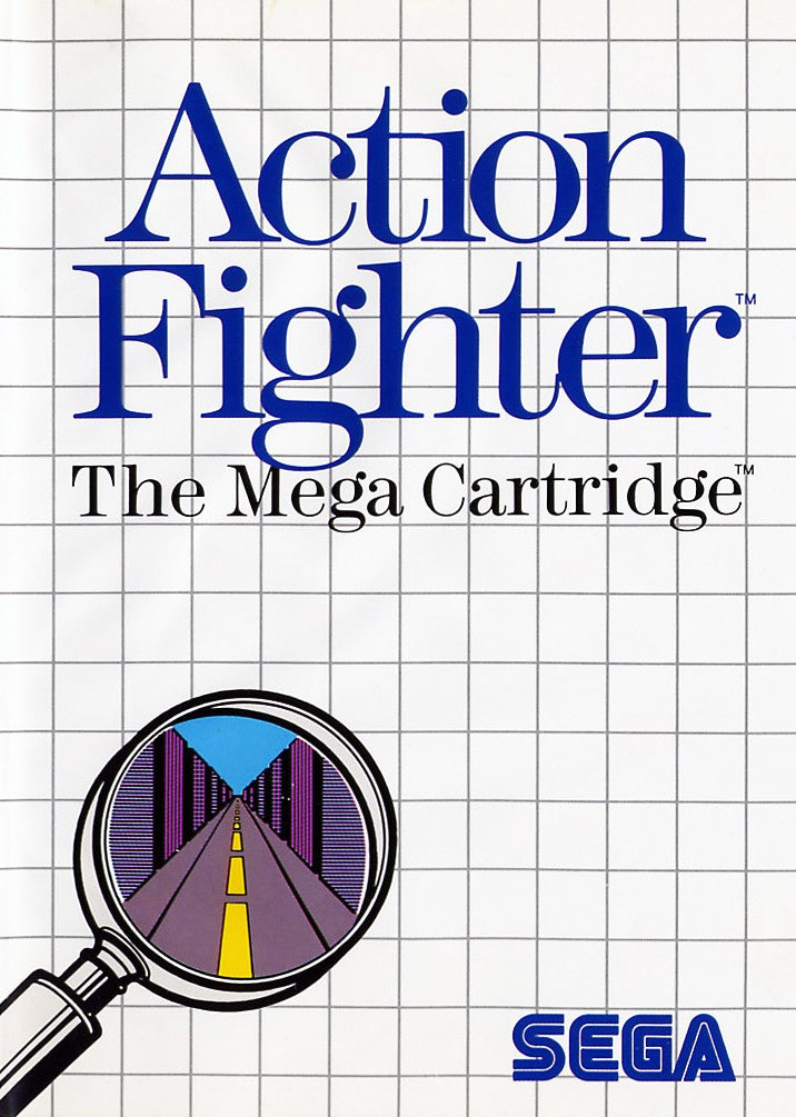 Action Fighter - SMS (Pre-owned)