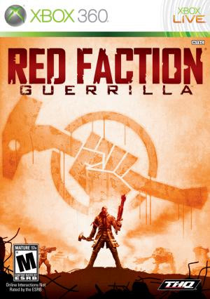 Red Faction: Guerrilla - Xbox 360 (Pre-owned)