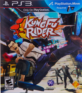 Kung Fu Rider - PS3 (Pre-owned)