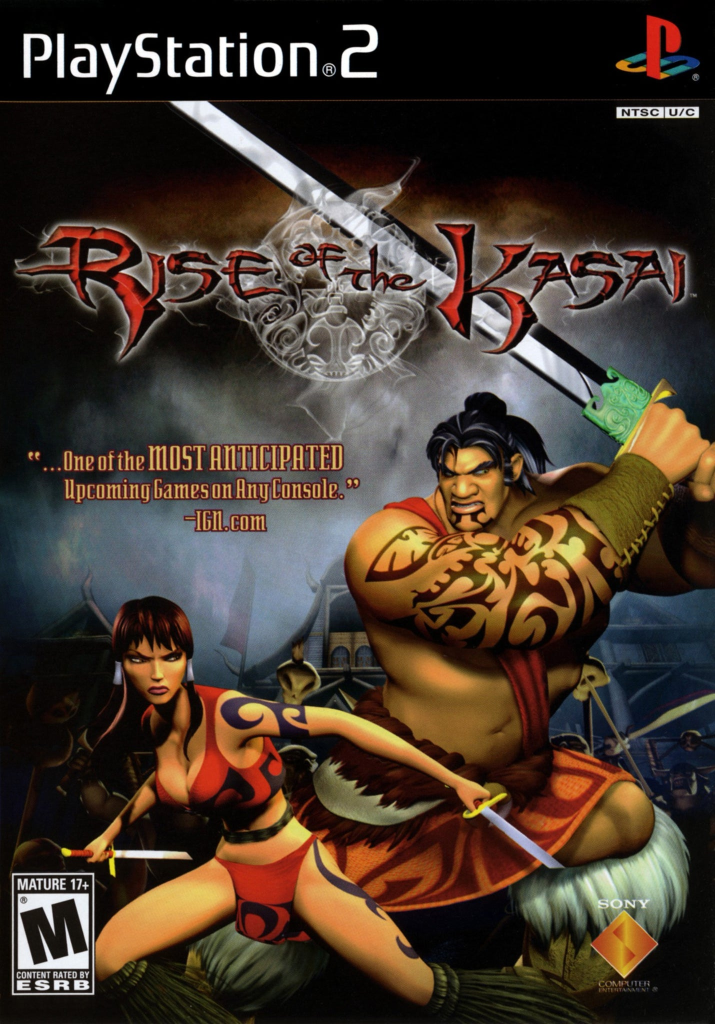 Rise of the Kasai - PS2 (Pre-owned)