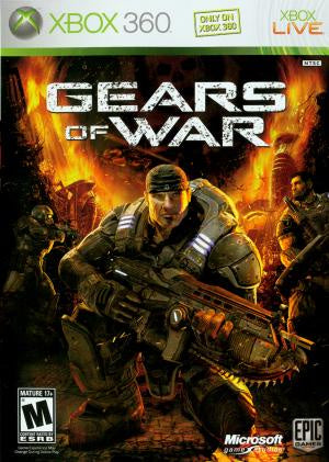 Gears of War - Xbox 360 (Pre-owned)
