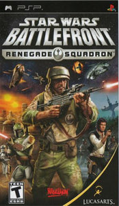 Star Wars Battlefront Renegade Squadron - PSP (Pre-owned)