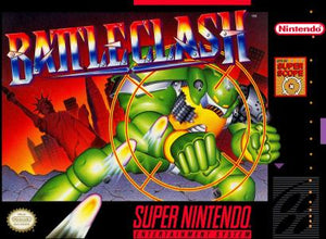 Battle Clash - SNES (Pre-owned)