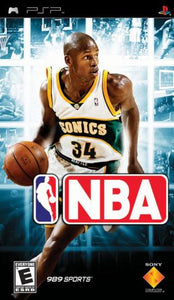 NBA - PSP (Pre-owned)