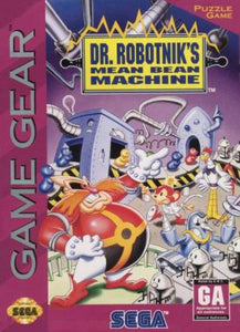 Dr Robotnik's Mean Bean Machine - Game Gear (Pre-owned)