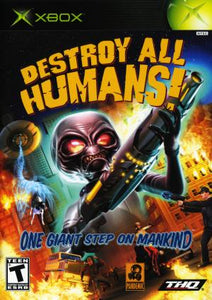 Destroy All Humans - Xbox (Pre-owned)