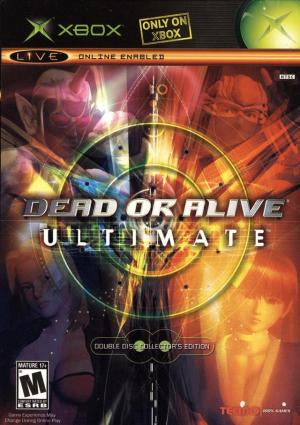 Dead or Alive Ultimate - Xbox (Pre-owned)