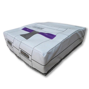 Super Nintendo Console Dust Cover SNES - Vinyl