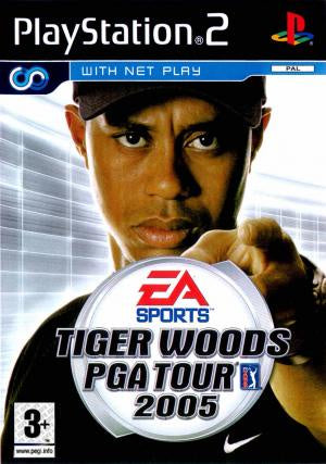 Tiger Woods 2005 - PS2 (Pre-owned)