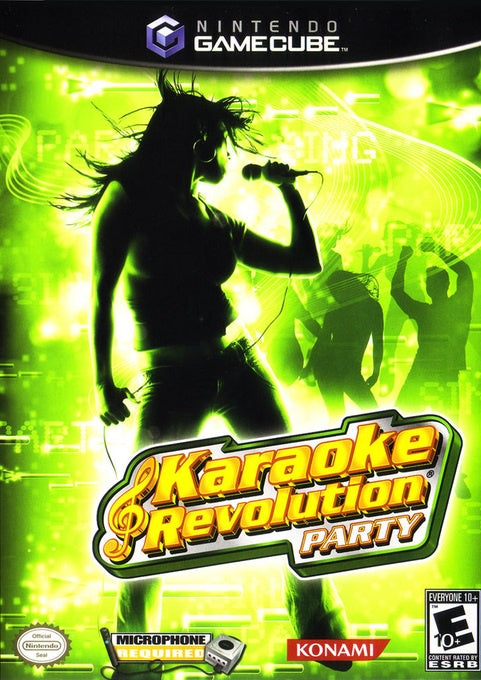 Karaoke Revolution Party - Gamecube (Pre-owned)