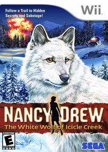 Nancy Drew The White Wolf of Icicle Creek - Wii (Pre-owned)