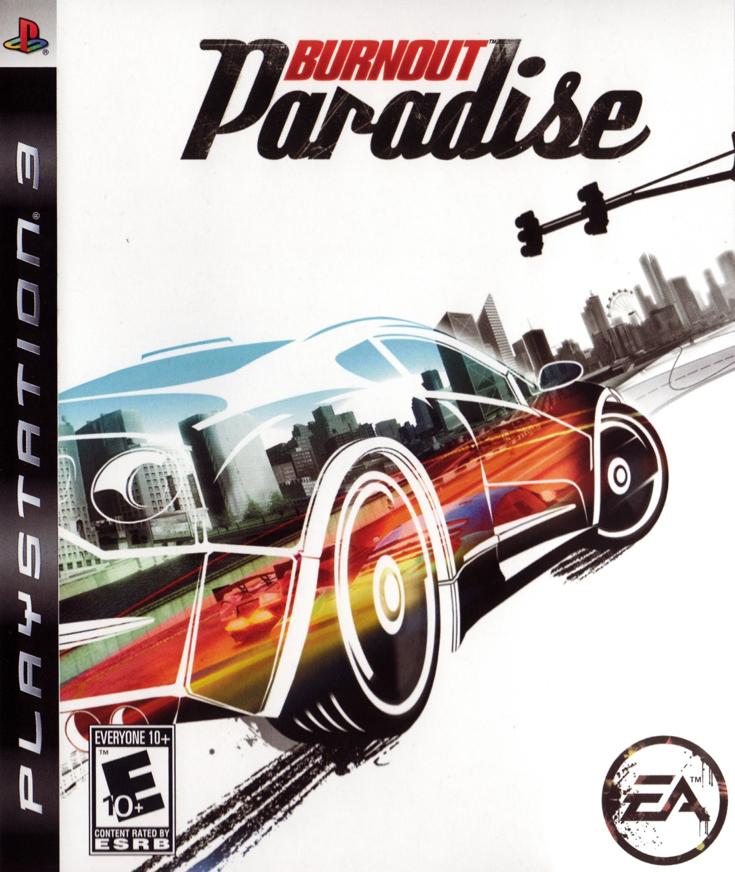 Burnout Paradise - PS3 (Pre-owned)