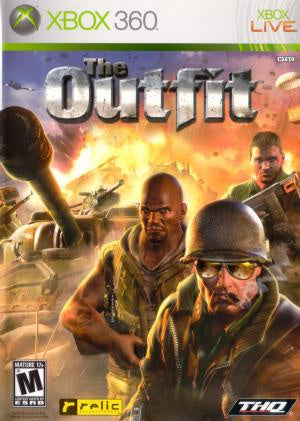 The Outfit - Xbox 360 (Pre-owned)