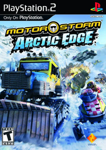 MotorStorm: Arctic Edge - PS2 (Pre-owned)