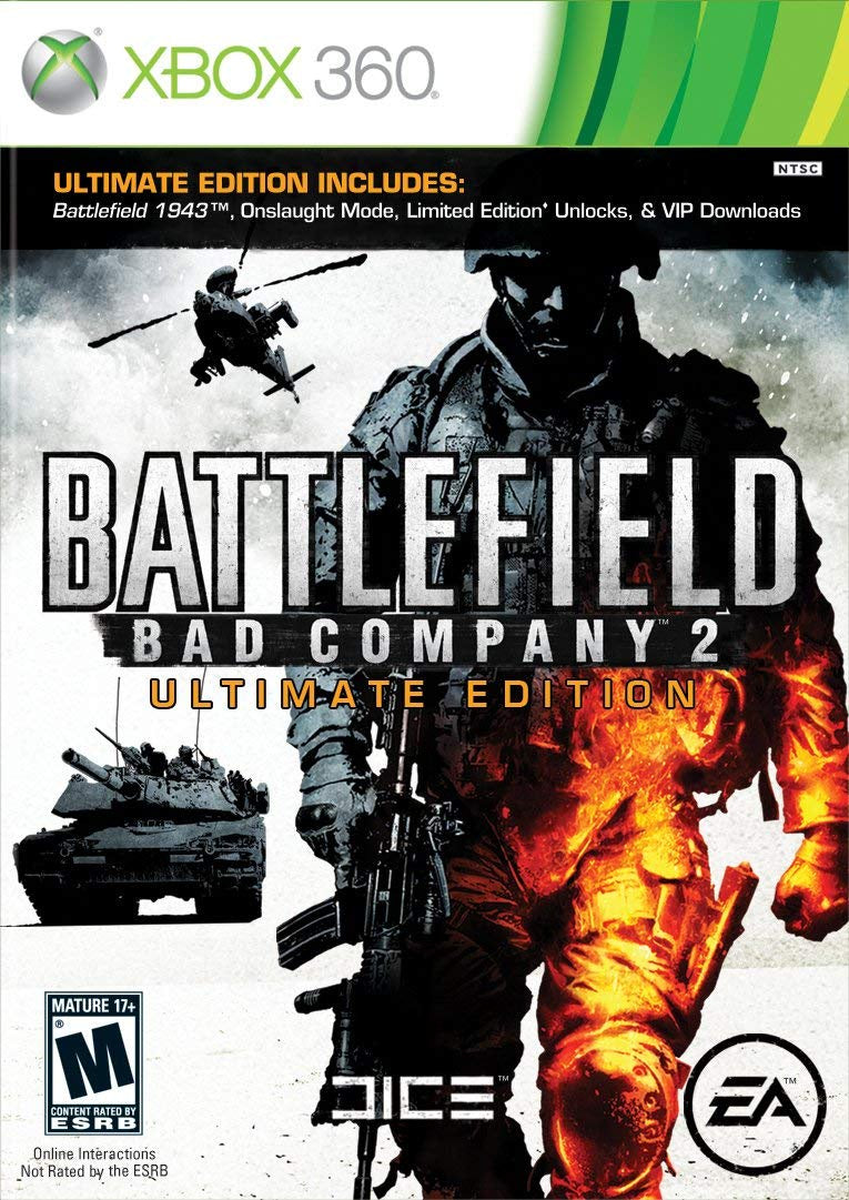 Battlefield: Bad Company 2 Ultimate Edition - Xbox 360 (Pre-owned)