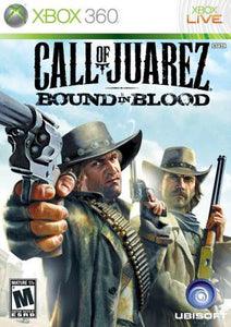 Call of Juarez: Bound in Blood - Xbox 360 (Pre-owned)