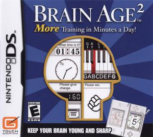 Brain Age 2 - DS (Pre-owned)