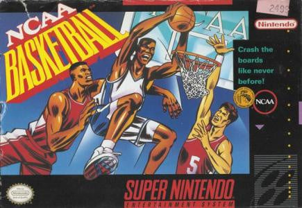 NCAA Basketball - SNES (Pre-owned)