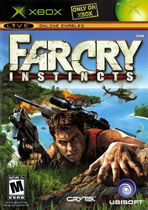 Far Cry Instincts - Xbox (Pre-owned)