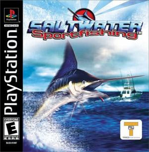 Saltwater Sport Fishing - PS1 (Pre-owned)