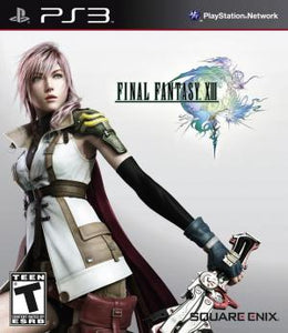 Final Fantasy XIII - PS3 (Pre-owned)