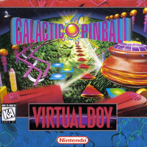 Galactic Pinball - Virtual Boy (Pre-owned)