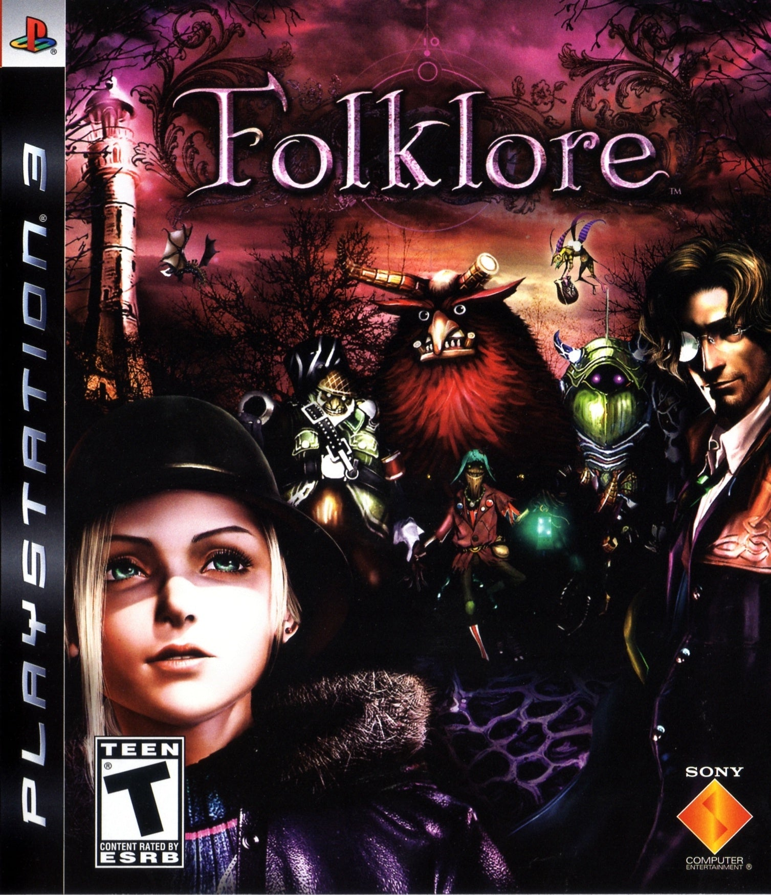 Folklore - PS3 (Pre-owned)