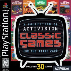 Activision Classics - PS1 (Pre-owned)