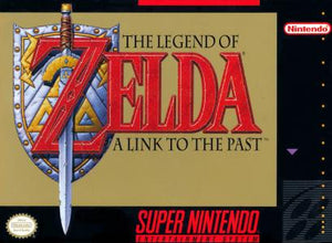 The Legend of Zelda: A Link to the Past - SNES (Pre-owned)