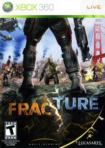 Fracture - Xbox 360 (Pre-owned)