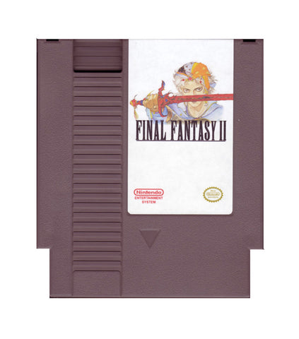 Final Fantasy II (Reproduction) - NES (Pre-owned)