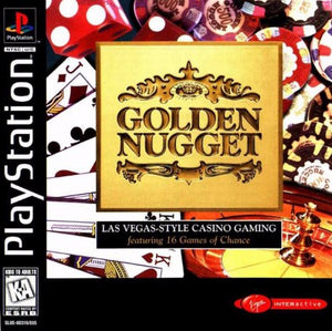 Golden Nugget - PS1 (Pre-owned)