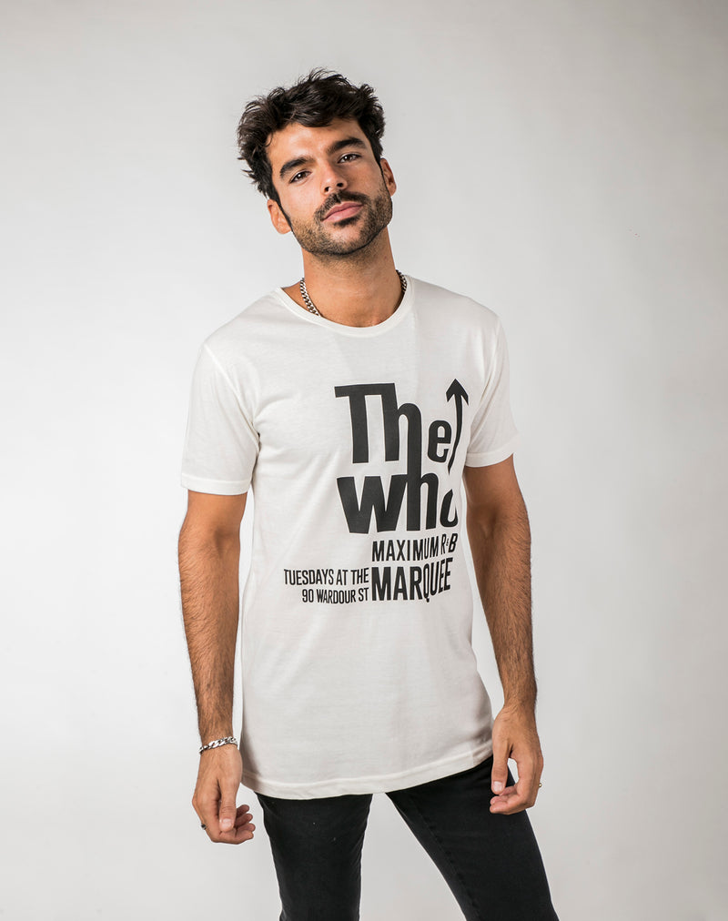 REMERA THE WHO