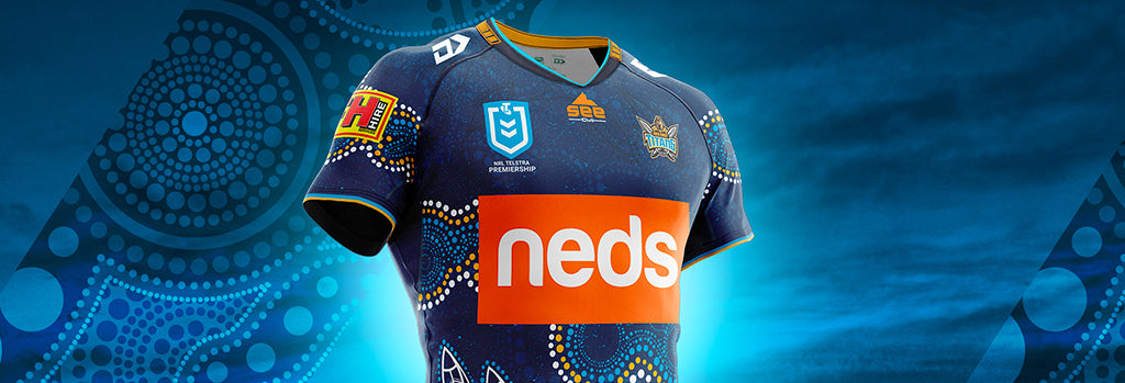 Indigenous Jersey Design Winner