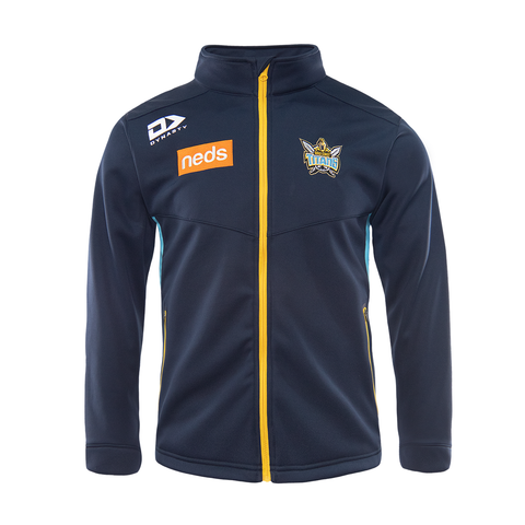 2021 Gold Coast Titans Anthem Jacket