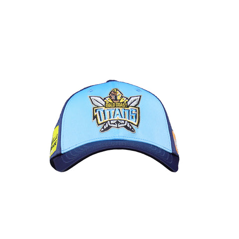 2021 Gold Coast Titans Media Cap