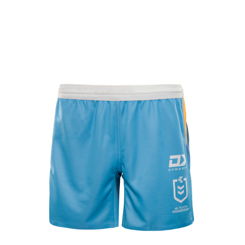 2021 Gold Coast Titans Mens On-Field Away Short