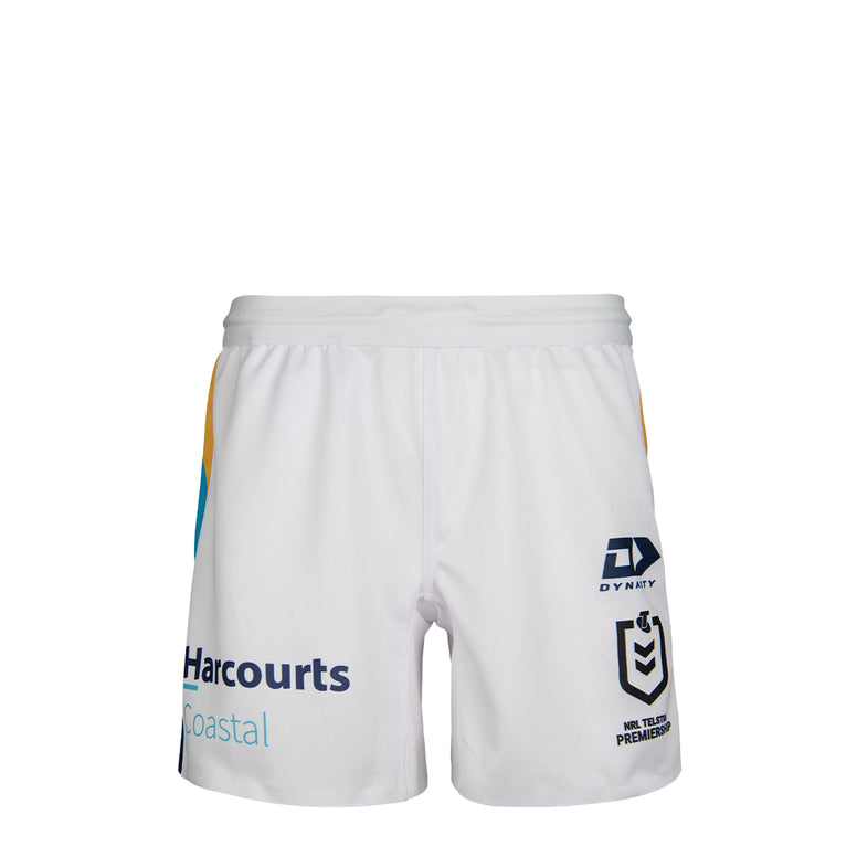 2021 Gold Coast Titans Mens On-Field Home Short
