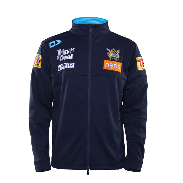 Gold Coast Titans Mens Anthem Team Jacket