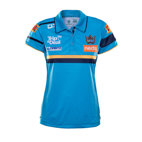 Gold Coast Titans Ladies Training Polo