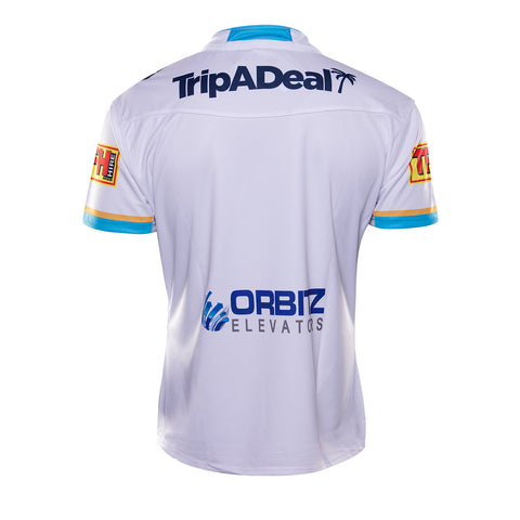 Gold Coast Titans Mens Replica Alternate Jersey