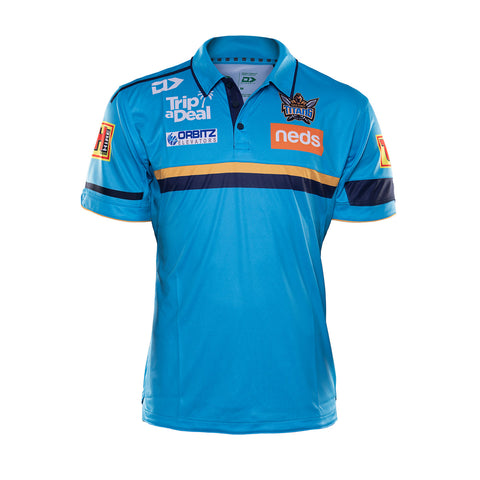 Gold Coast Titans Men's Training Polo