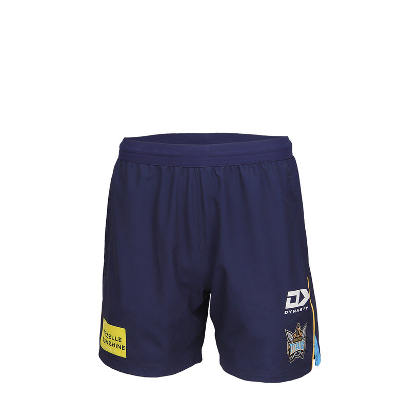 2021 Gold Coast Titans Mens Gym Short