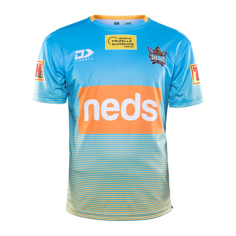 2020 Gold Coast Titans Coaches Training Tee