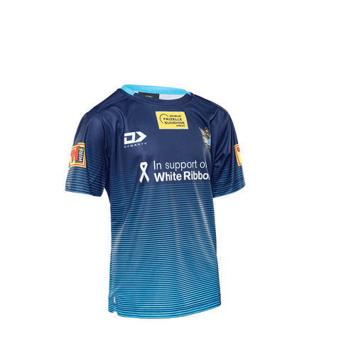 2020 Gold Coast Titans Junior Training Tee