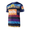 2020 Gold Coast Titans Mens Captains Run Tee